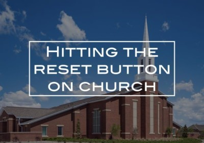 Manning Re-Sets Church