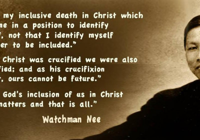 Light from Watchman Nee