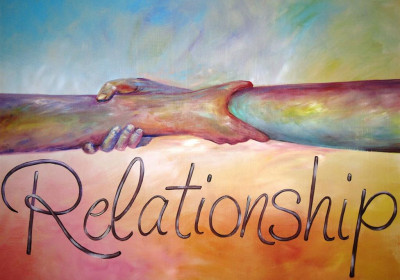 Jesus Offers Relationship
