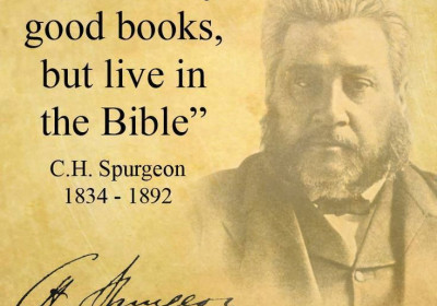 Charles Spurgeon & Bible Reading