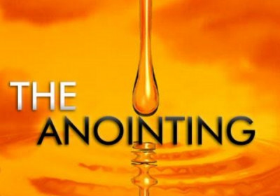 THE BEAUTIFUL OIL OF GOD#