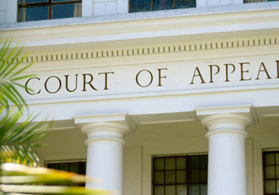 There Is No Appeal Court