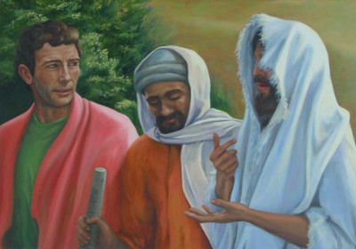 The Miracle at Emmaus