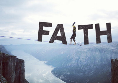 GREAT FAITH#