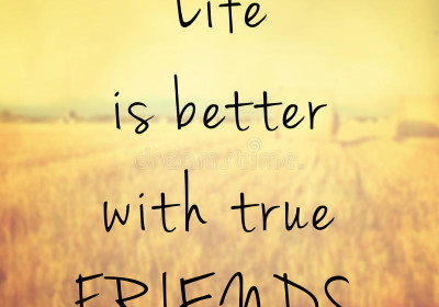 No Replacing True Friends#