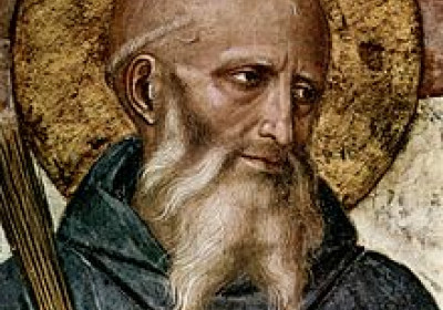 St Benedict did Solitude#