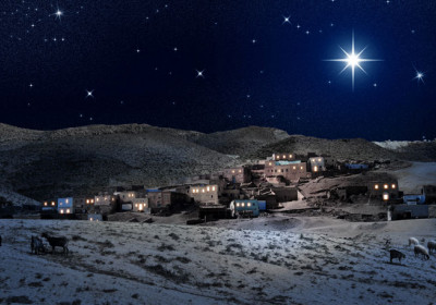 Take Heart from Bethlehem