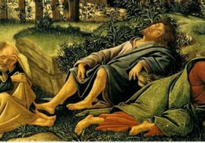 You Can't Sleep In Gethsemane