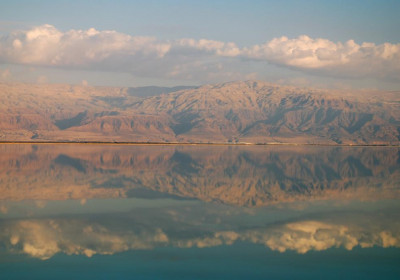 A LIVING LESSON from the DEAD SEA#