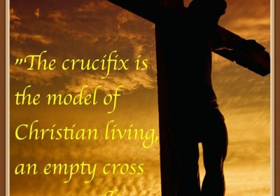 The Error of an Empty Cross