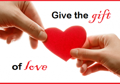 How to Give the Gift of Love this Christmas#