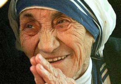 Mother Teresa Prays with Washington Lawyers#