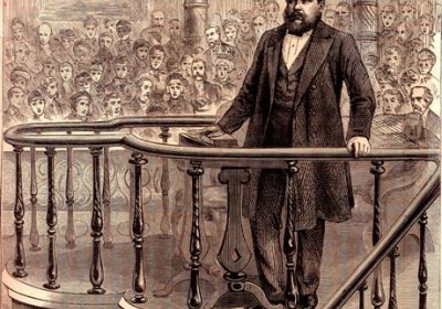 Opening Spurgeon's Treasury