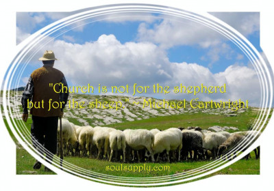 The Authentic Shepherd