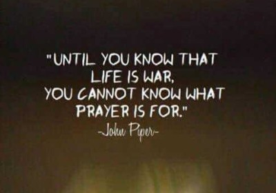 Be Careful with Prayer
